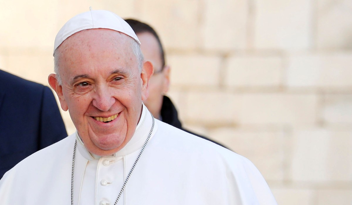 Is Pope Francis Really a 'Man of Tradition'? | National Review