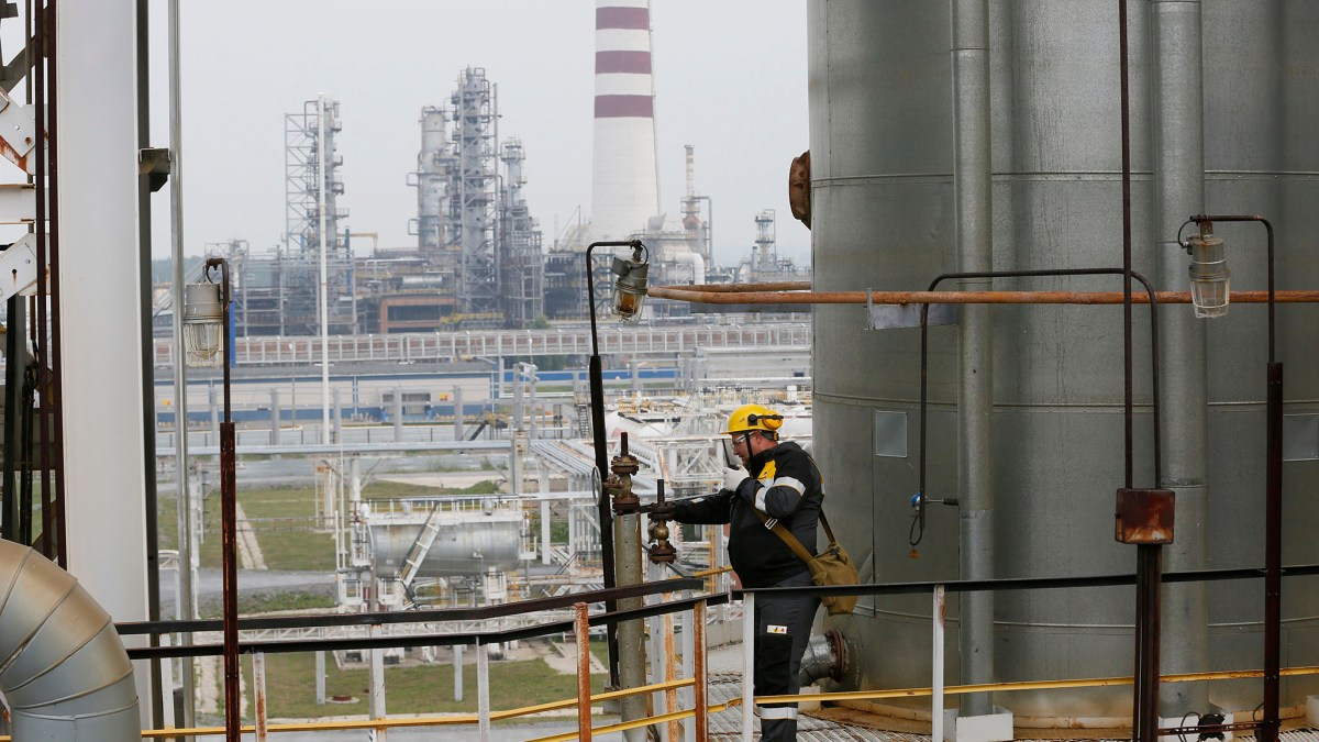 Trump Admin Sanctions Russian Oil Company for Helping Venezuela Circumvent U.S. Sanctions | National Review