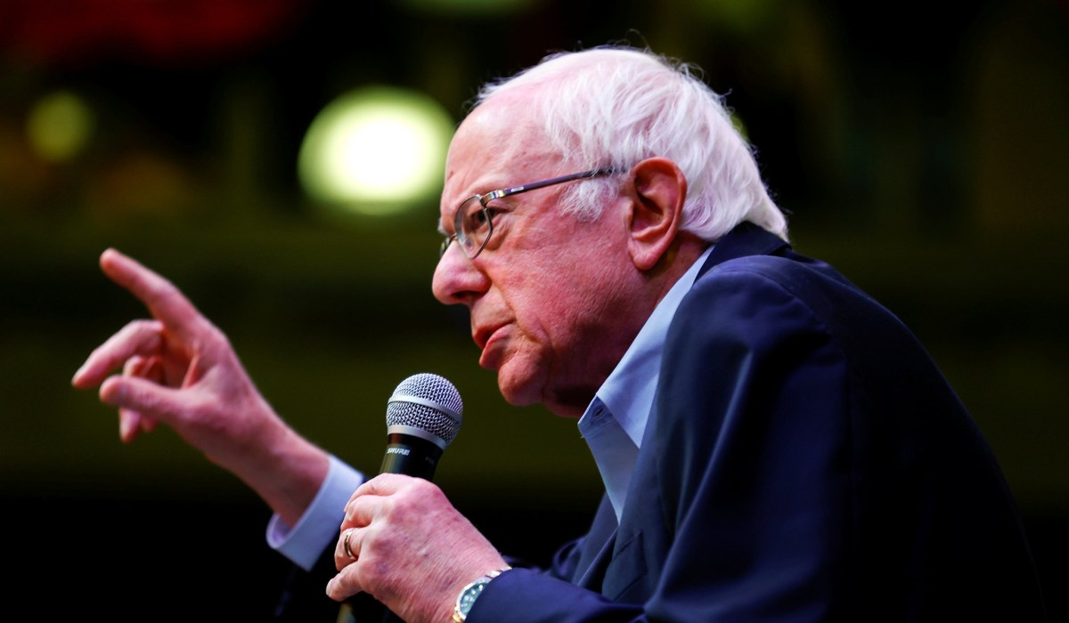 Bernie Sanders, the Most Useful Idiot | National Review
