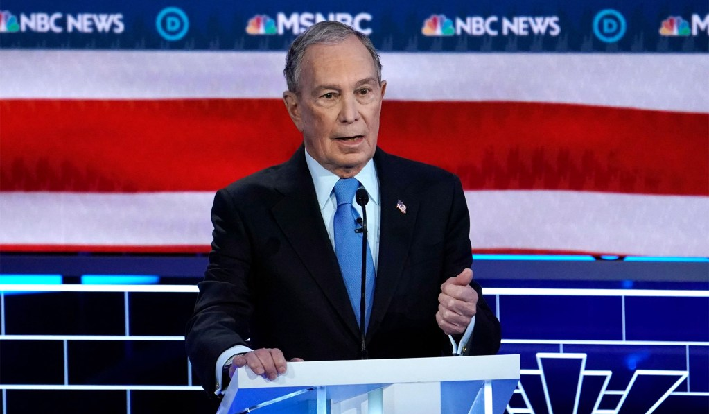 Bloomberg Helps Raise $20 Million to Register Florida Felons to Vote