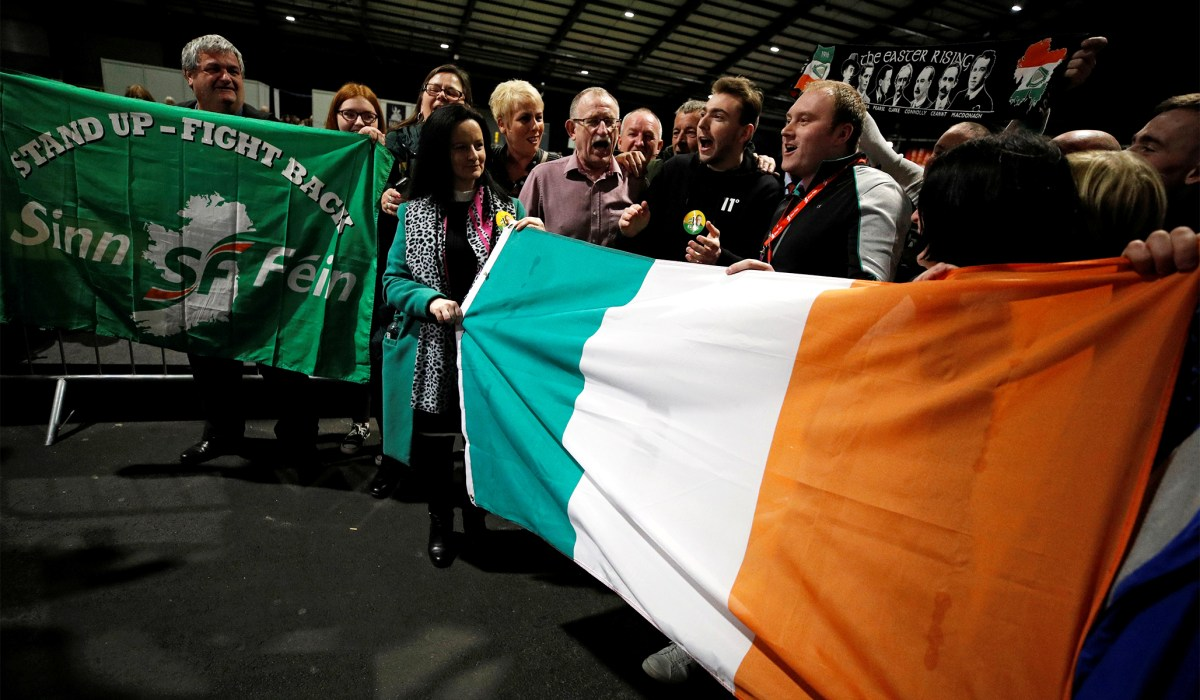 Did Ireland Go Populist Nationalist?   National Review