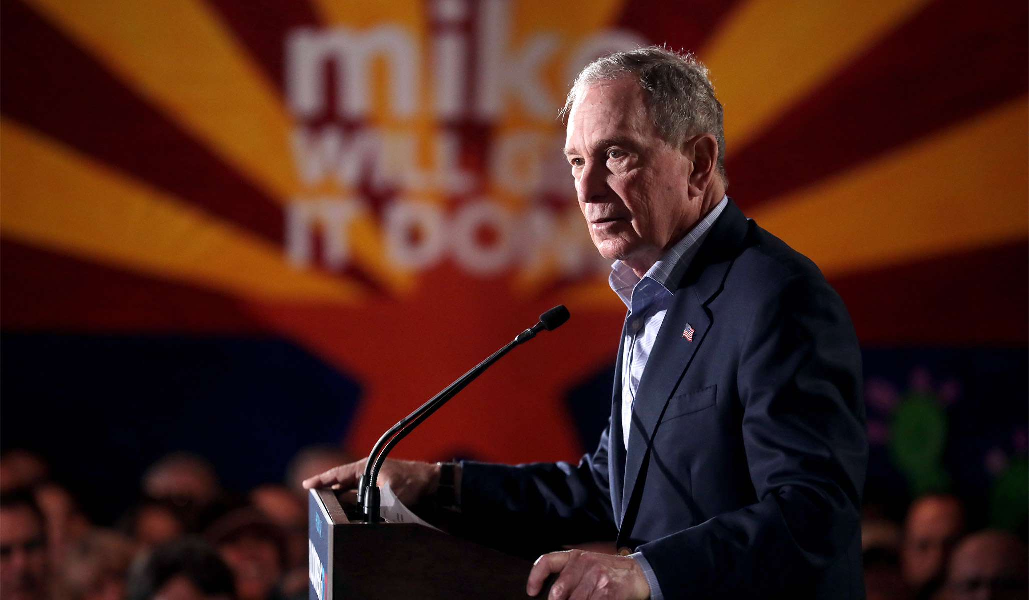 Mike Bloomberg's Fatuous Super Bowl Ad