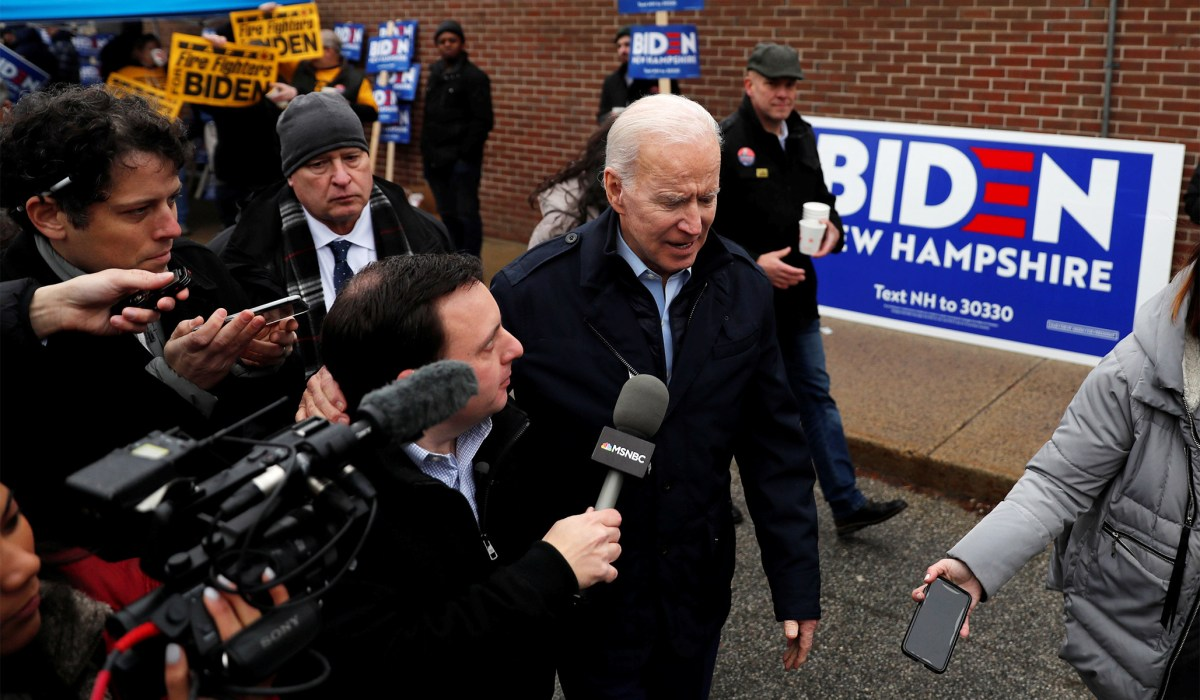 Joe Biden, Democrats, and Sexual Assault: They Never Learn ...