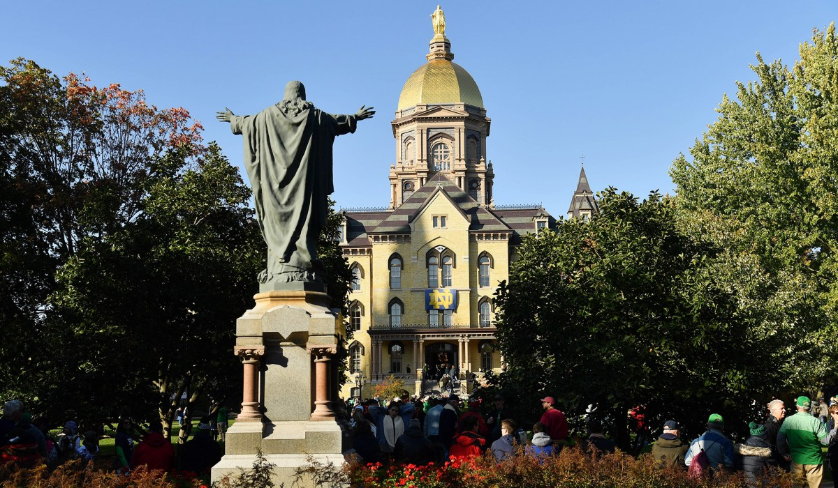 Notre Dame Plays Host to Transgender Ideology   National Review