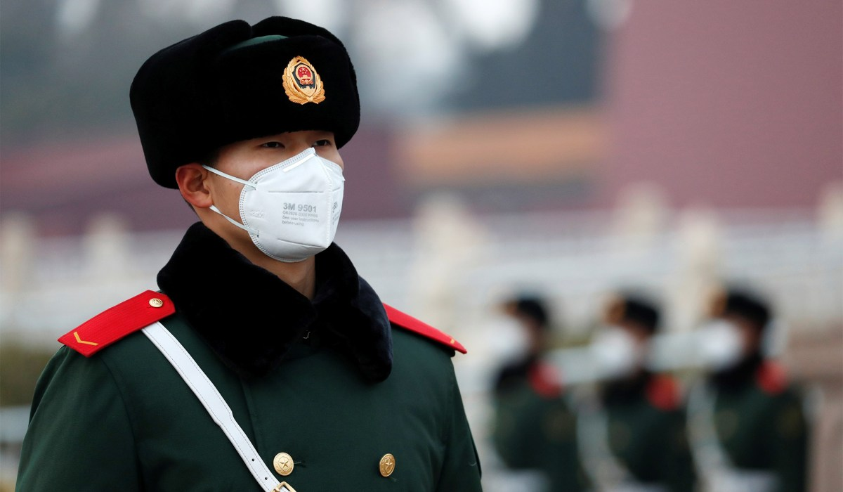 Will the Chinese Communist Party Survive the Coronavirus Fallout? | National Review