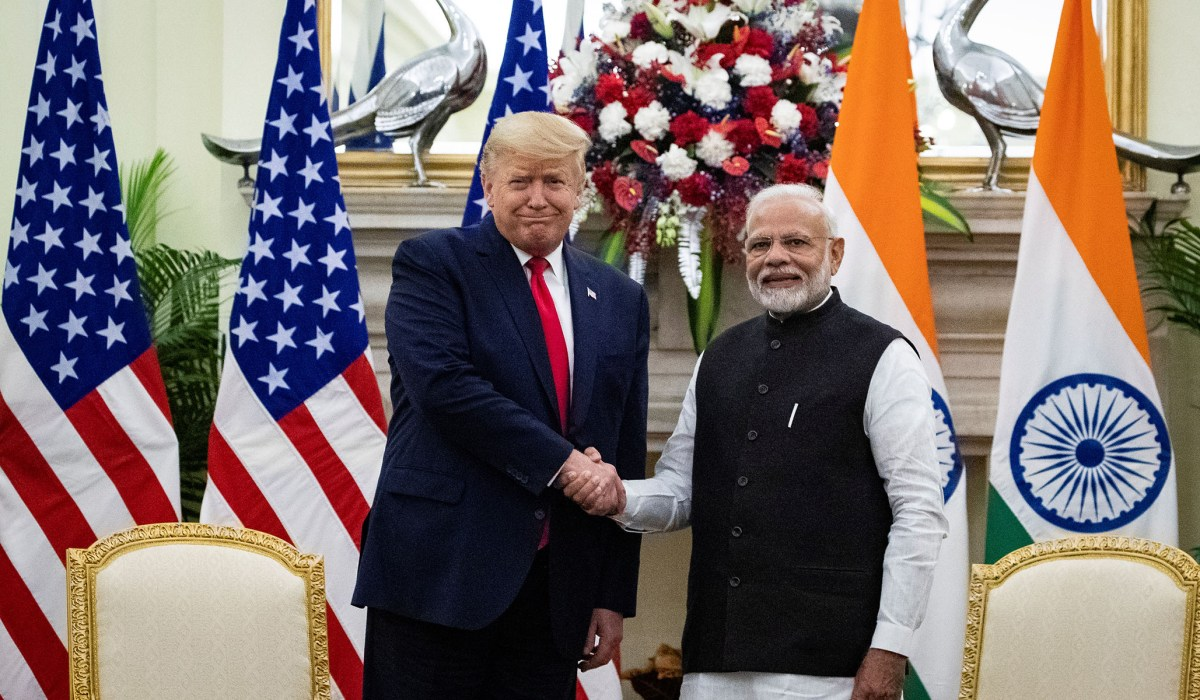 The Unlikely Relationship of Trump and Modi | National Review