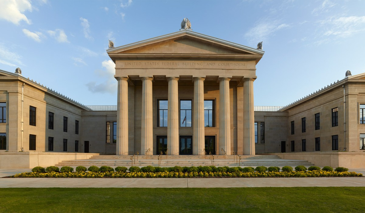 Classical Style Aligns Fed Buildings to Civic Ideals   National Review