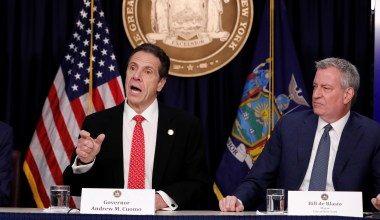 De Blasio Press Sec Lashes Out at 'Serial Sexual Harasser' Cuomo amid Reopening Spat