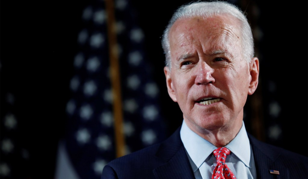 Biden's Disgraceful Hypocrisy on Sexual Misconduct