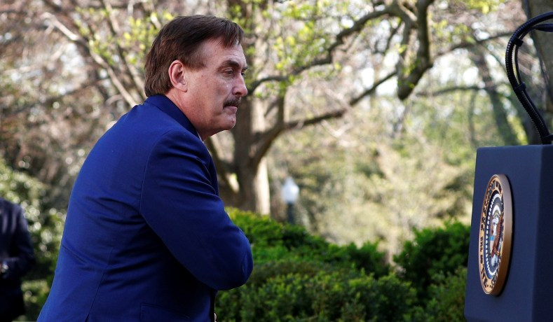 Mypillow Founder Mike Lindell Celebrate Private Sector Wins National Review