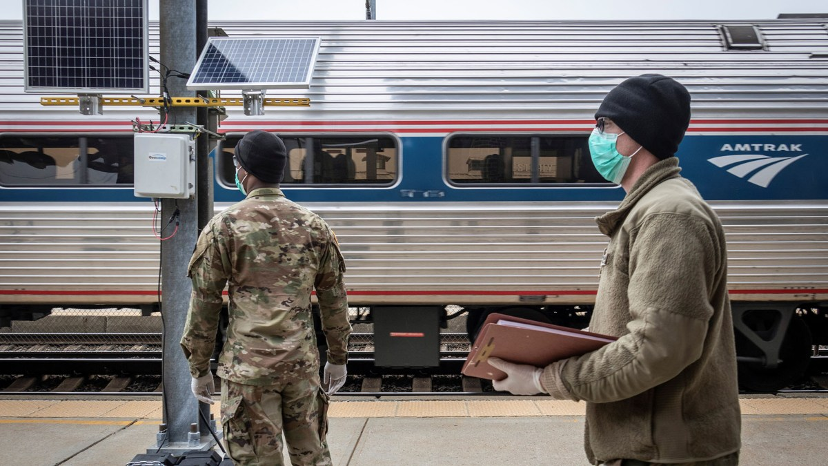 Rhode Islands Governor Sends the National Guard Out...