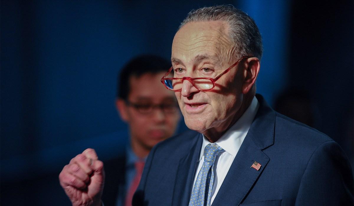Trump Responds to Schumer's Coronavirus Criticism: 'I Never Knew How Bad a Senator You Are'   National Review