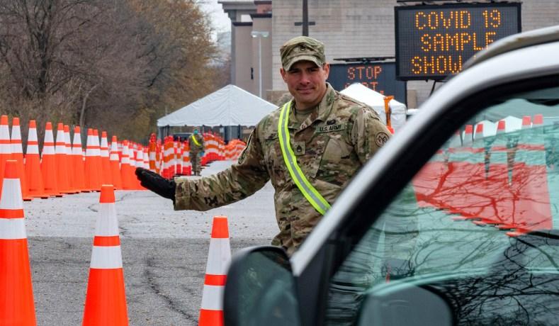 Coronavirus Response No Martial Law In America National Review