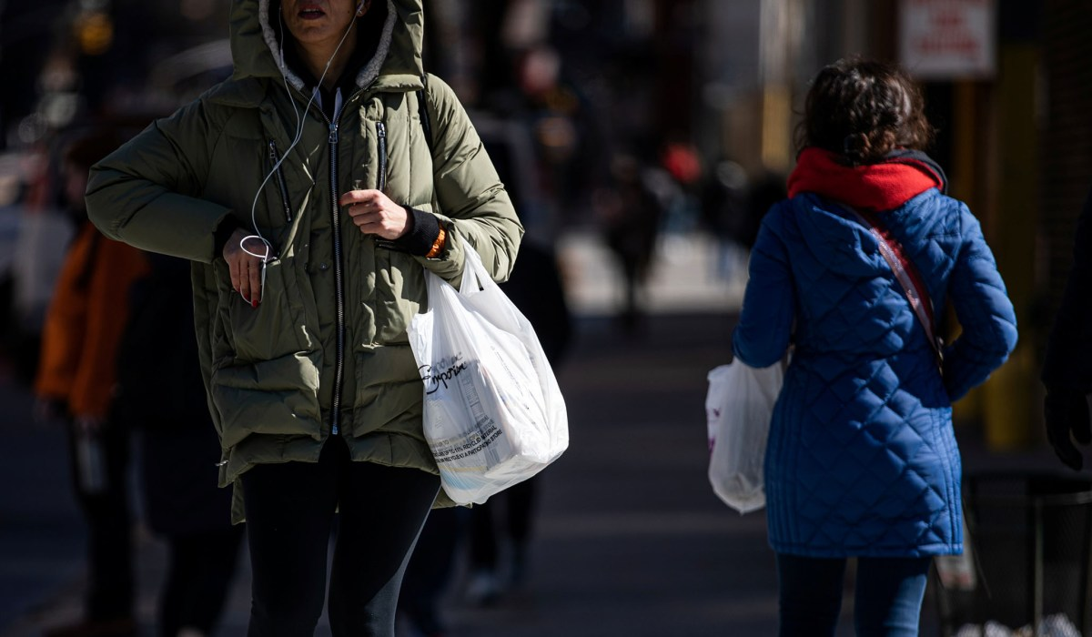 Welcome Back, Plastic Bags | National Review