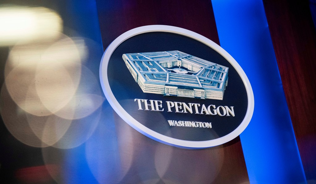 Trump's 'Weird Pick' for Acting Pentagon Tech Chief