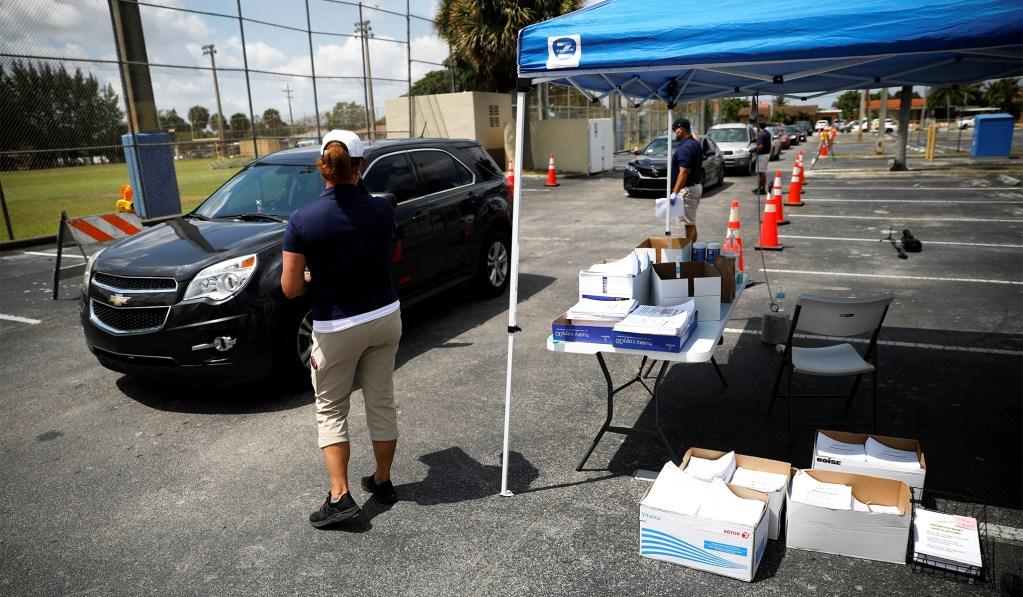 2.1 Million Jobless Claims Filed in Past Week as Coronavirus Unemployment Tops 40 Million