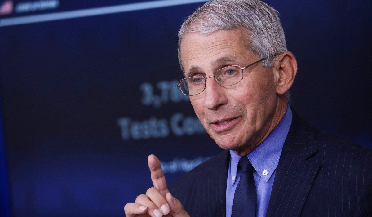Fauci Reportedly Relaunched NIH Gain-of-Function Research without Consulting White House | National Review