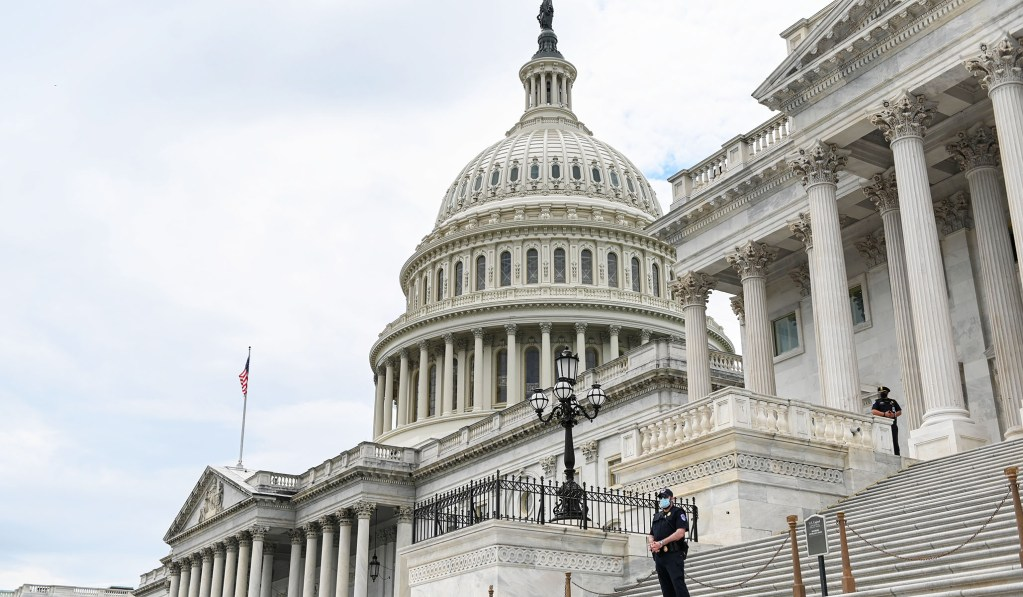 House Democrats Include Removal of Confederate Statues from U.S. Capitol in Funding Bill