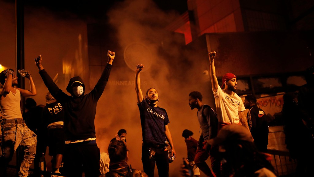 This Is Easy: Don't Excuse, Defend, or Encourage Rioters