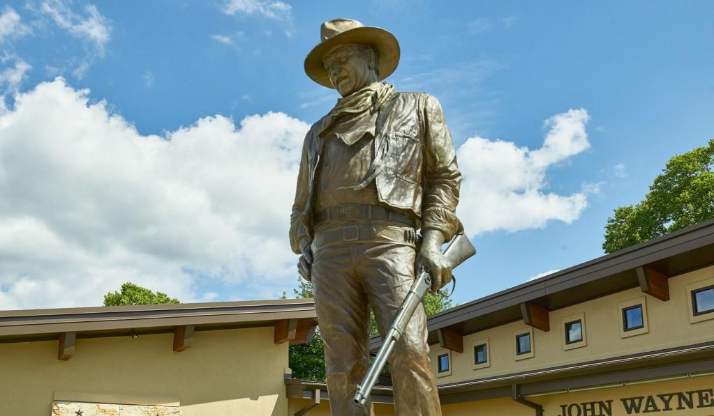 John Wayne: The Hero We Need Now