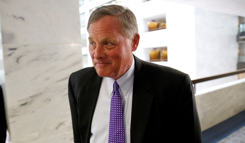 Senator Burr Remains a Subject of an Insider-Trading Probe
