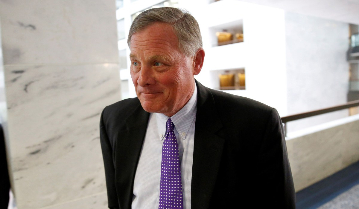 Senator Burr Remains a Subject of an Insider-Trading Probe | National Review