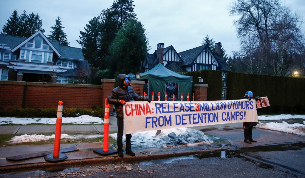 Uighur Concentration Camps in China: New Sanctions Are Not Enough