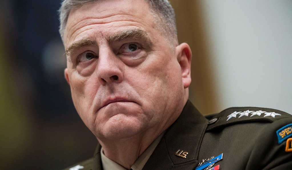 Joint Chiefs Chairman Backs Review of Confederate Names of Army Bases