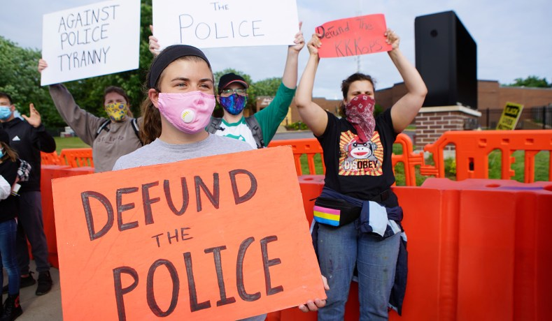 Defunding Police Is Not the Answer