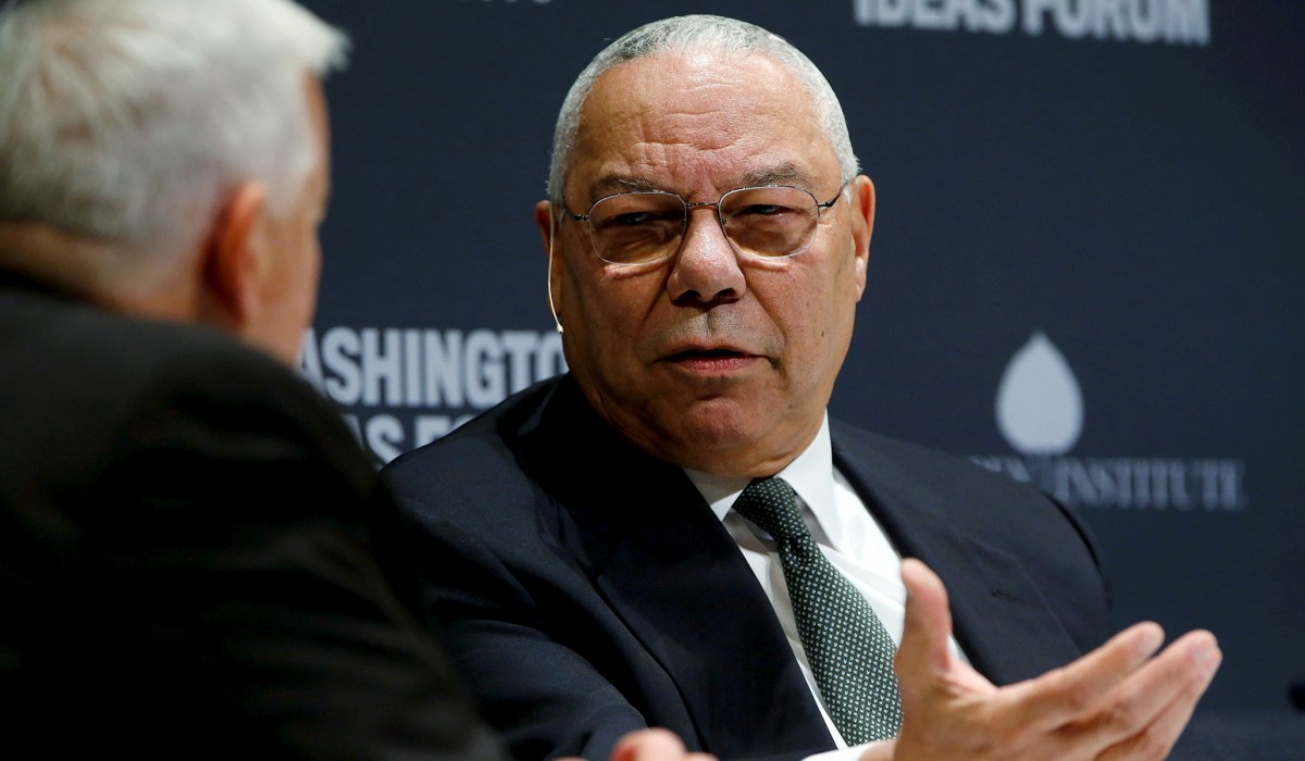 Colin Powell's Bad Memory | National Review