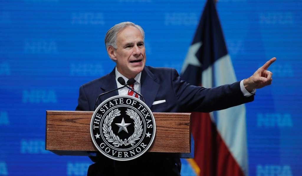 Texas Governor Issues Mask Mandate