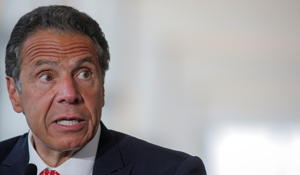 The Shameless Gaslighting by Andrew Cuomo's Defenders