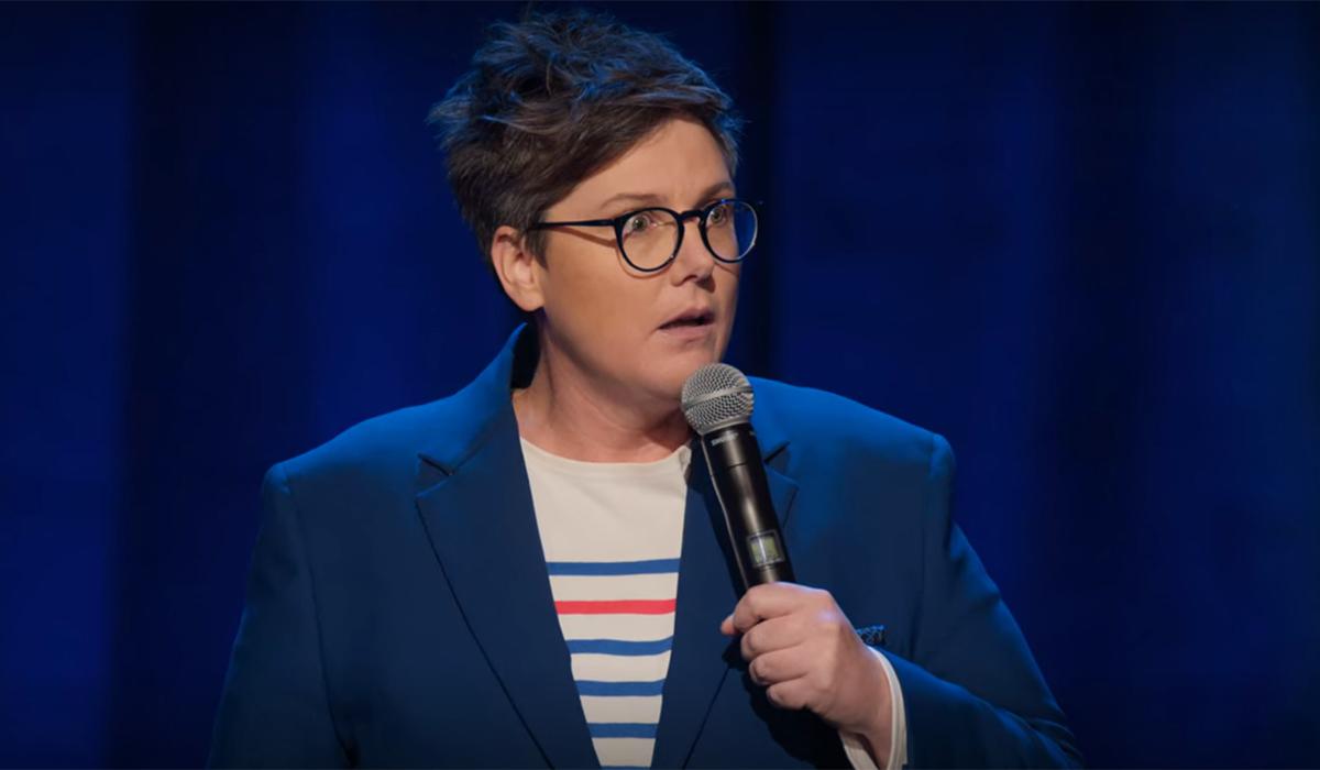 Comedy for Believers: Hannah Gadsby's Woke Comedy Gospel thumbnail