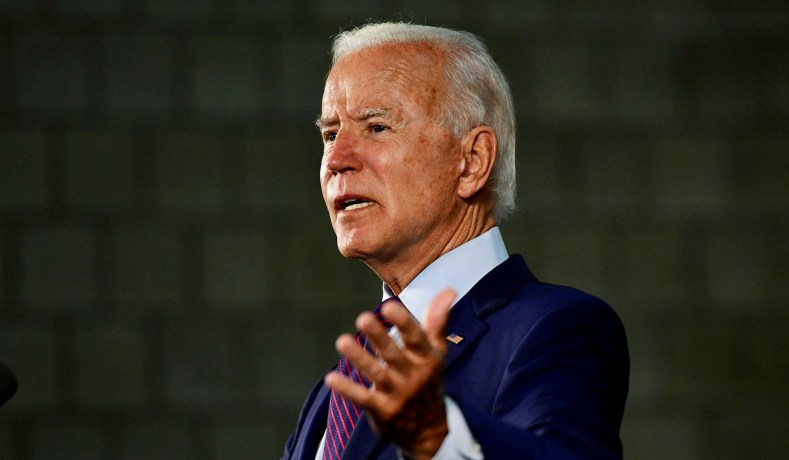 Joe Biden Campaign Strategy Hide Biden Stoke Chaos Obstruct Recovery National Review