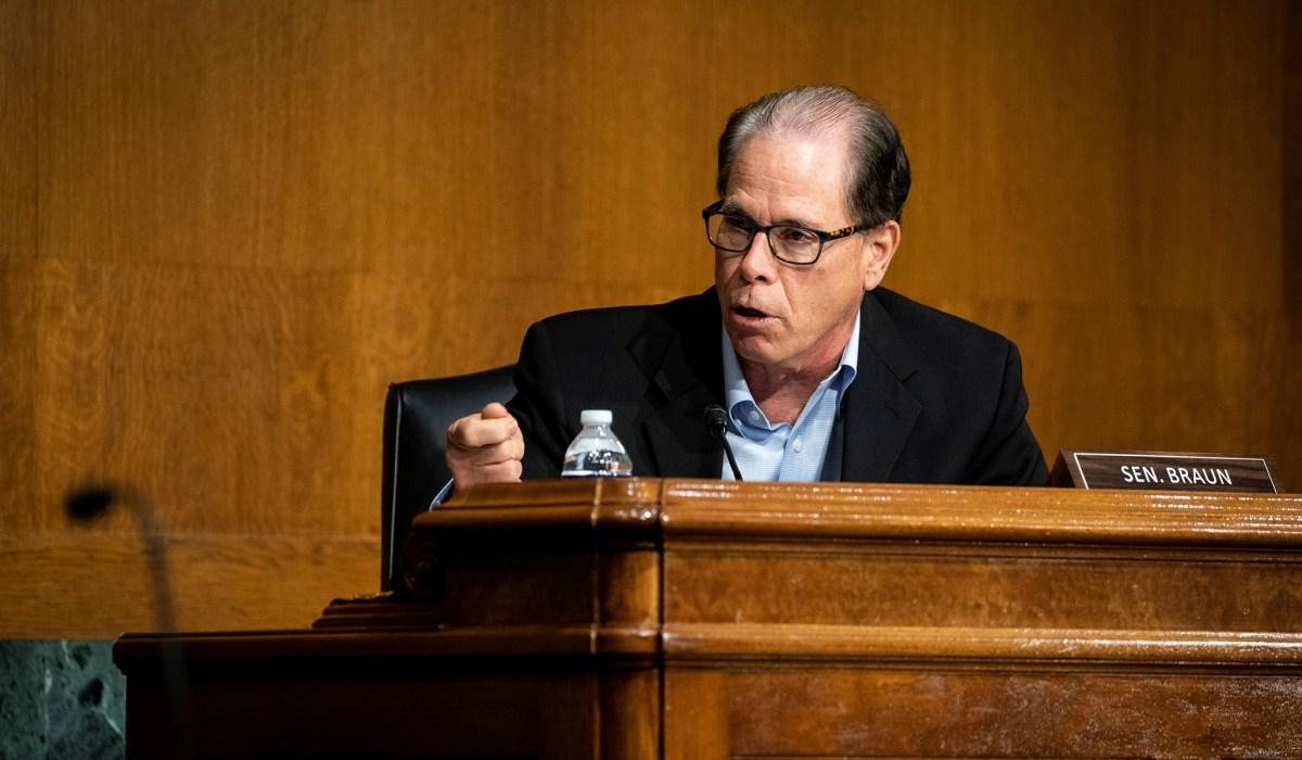 Qualified-Immunity Reform Divides Senate GOP | National Review