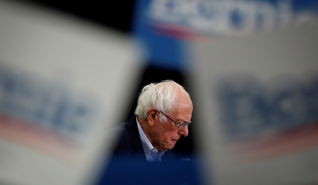 Sanders Dismisses Progressive Calls to Defund Police, Says Departments Need More Resources