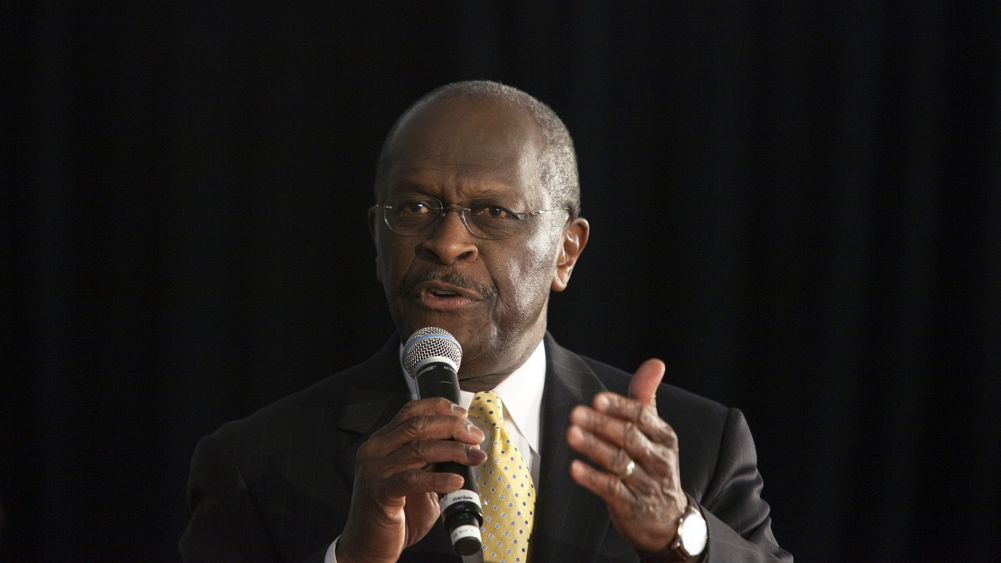 Herman Cain Dies from Coronavirus thumbnail