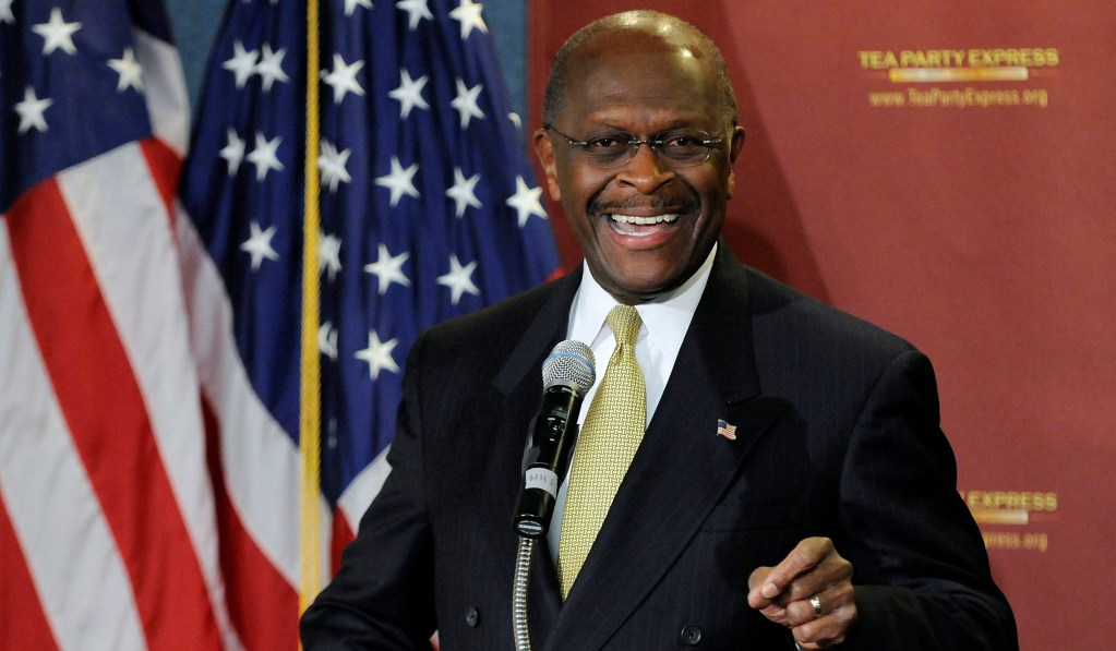Former GOP Presidential Candidate Herman Cain Hospitalized with Coronavirus