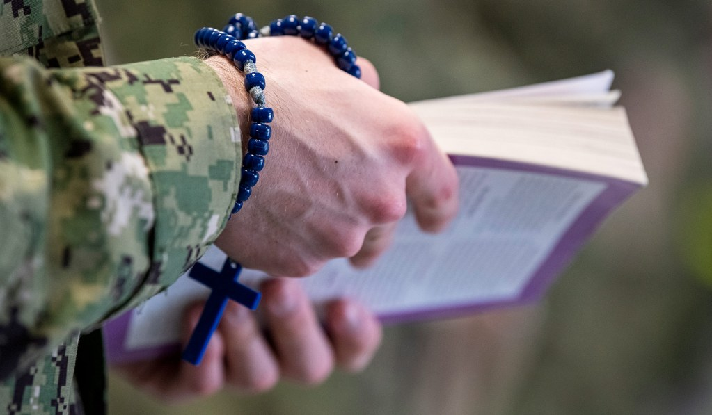 From 'Anchors Aweigh' to Away-from-Church