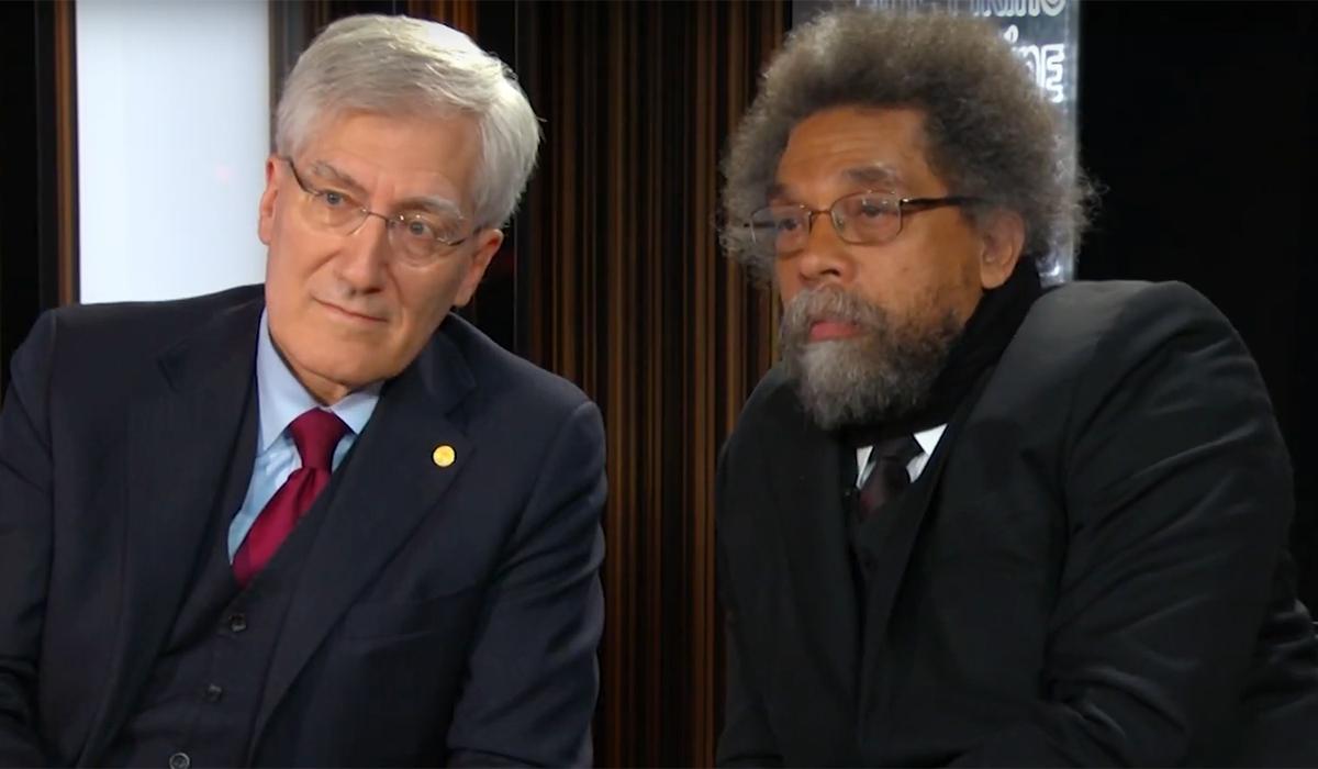 Robert P. George, Cornel West, and <i>Humanitas</i> thumbnail