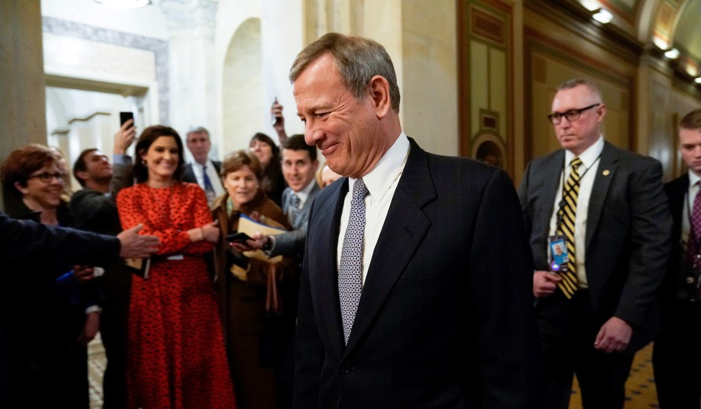 Relax, Conservatives, John Roberts Will Never Let You Down