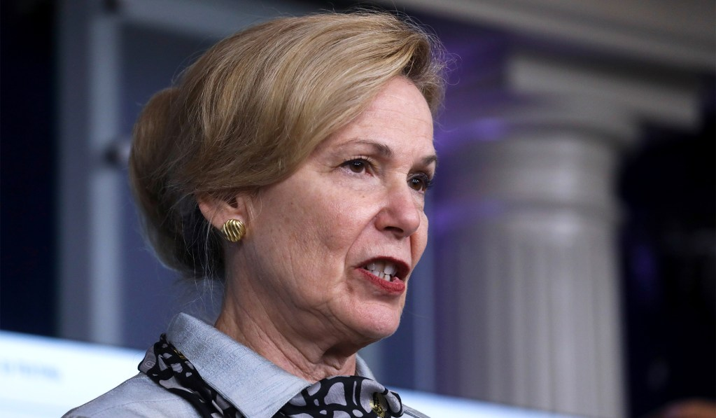 Birx Warns 'Extraordinarily Widespread' Pandemic Has Entered 'New Phase' in U.S.