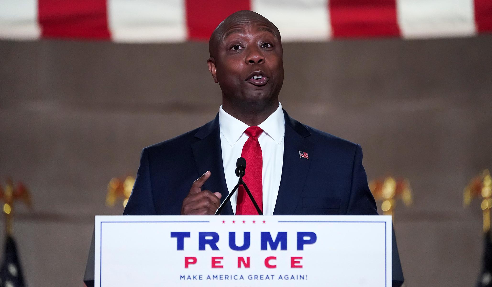 Tim Scott's Republican National Convention Speech Wows | National Review