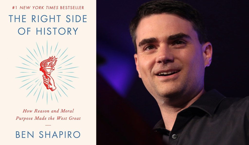 A Whirlwind Gallup through History with Ben Shapiro