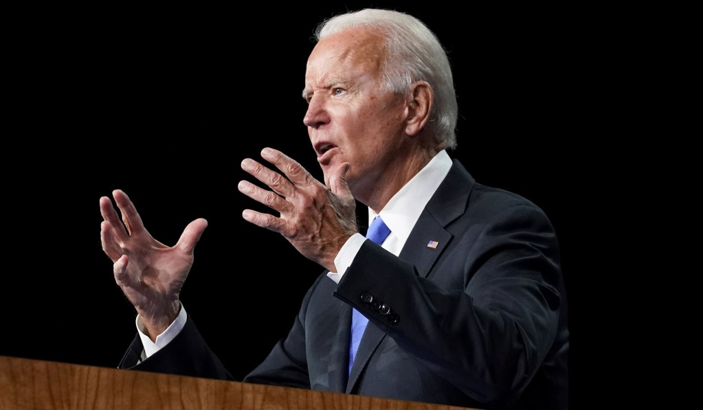 Biden Calls Russia an 'Opponent,' Views China as 'Serious Competitor'