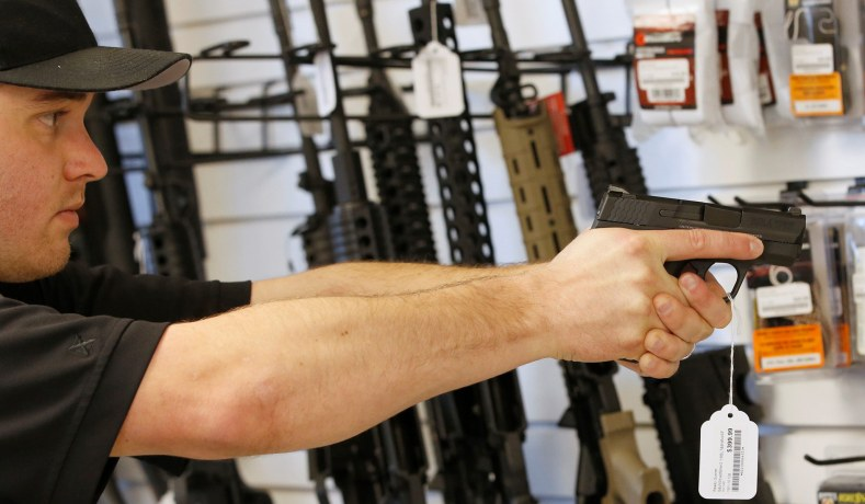First-Time Gun Purchases Spike in California during Pandemic
