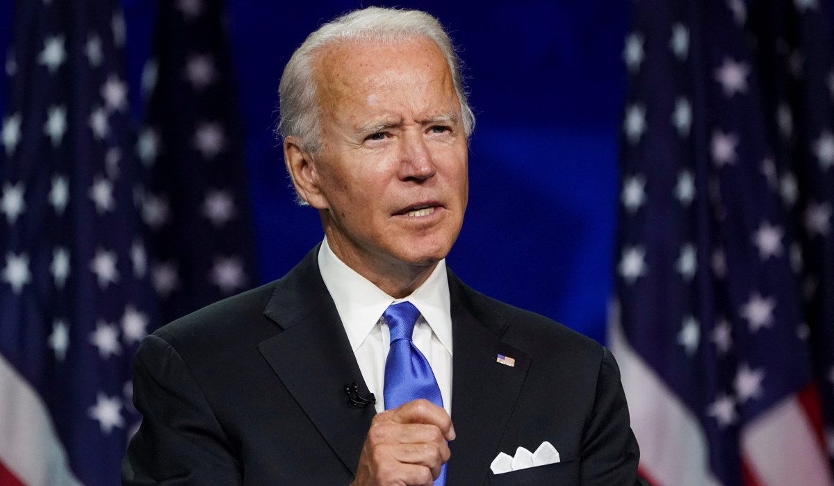 Dnc Joe Biden Lead Is Stable National Review
