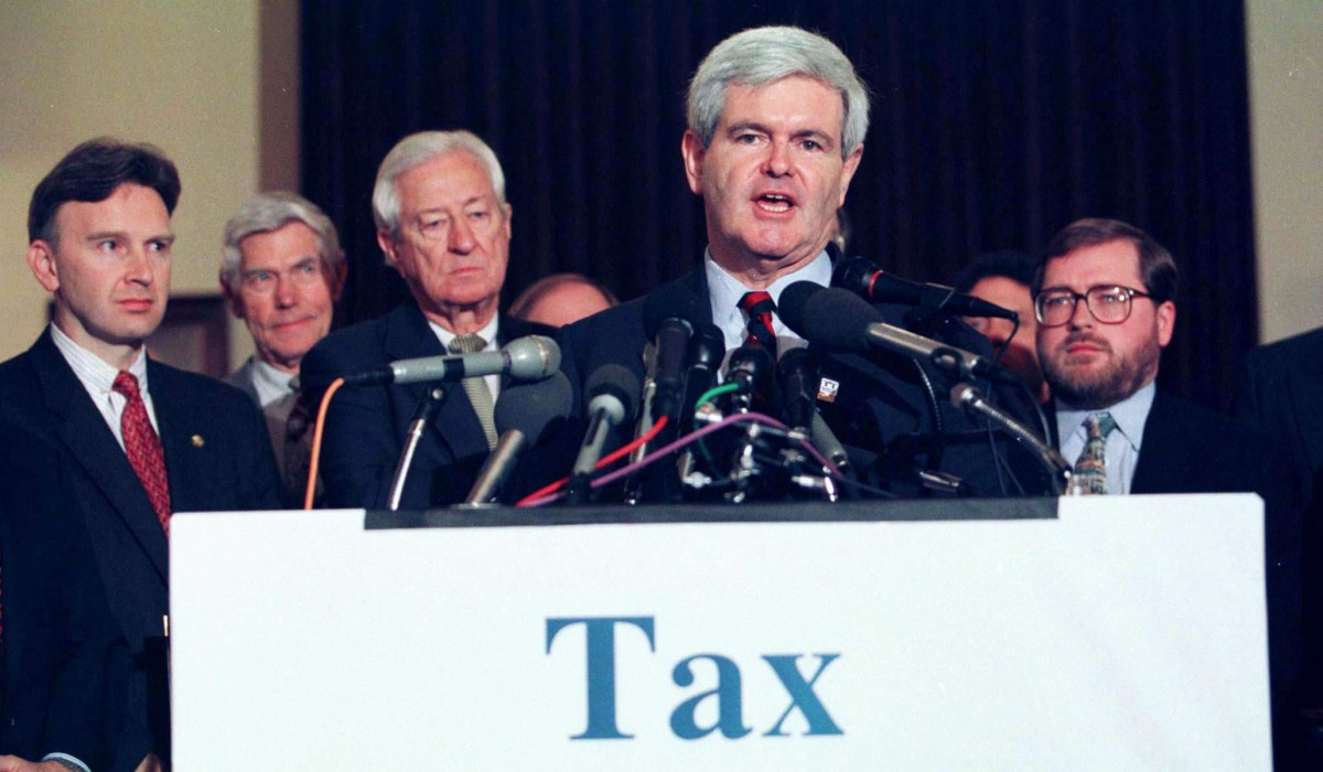 Did Newt Gingrich Make American Politics Toxic? | National Review