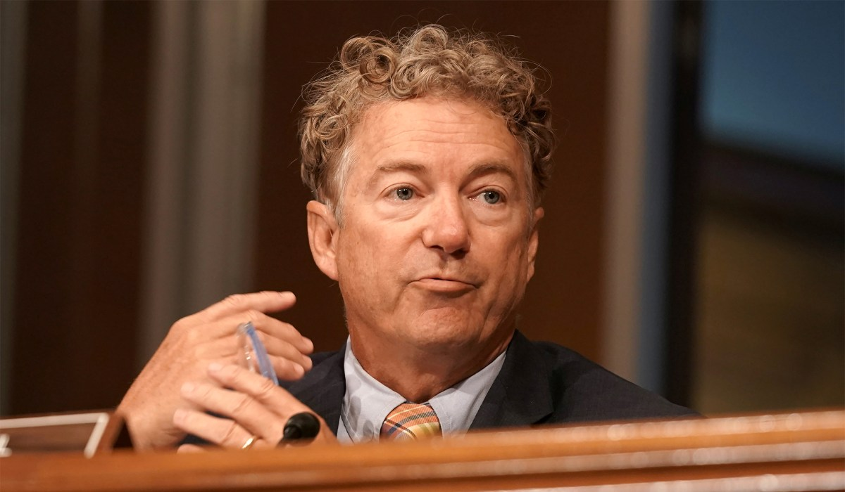 Rand Paul Says Senate Panel Will Refer Report on Hunter Biden's Foreign Dealings to DOJ for Criminal Investigation | National Review