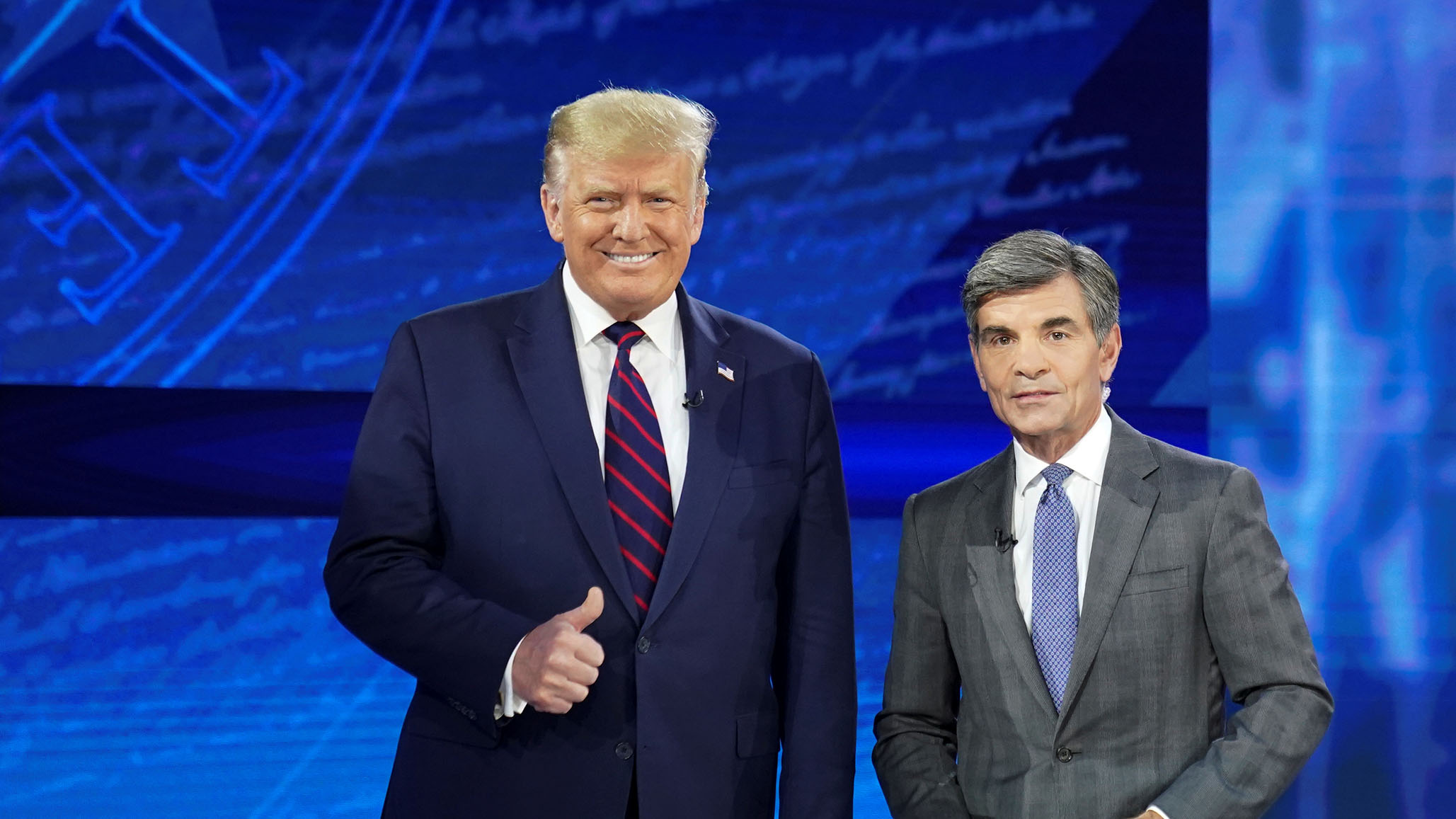 The Best And Worst Of Abc New S Town Hall With Trump National Review